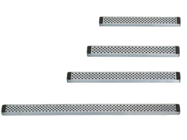Global Magnetleiste in vier verschiedenen Größen